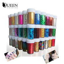 46 Desigs Nail Art Transfer Foils Sticker,12pcs/lot Hot Beauty Free Adhesive Nail Polish Wraps,Nail Tips Decorations Accessories