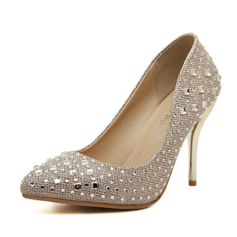 white platform shoes new fashion high heels