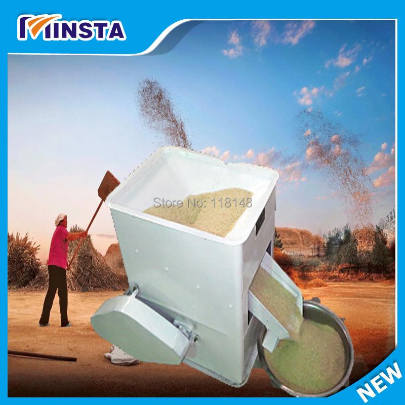 grain destoner/sand removing machine / rice and sand seperator/wheat dust removing machine(China (Mainland))