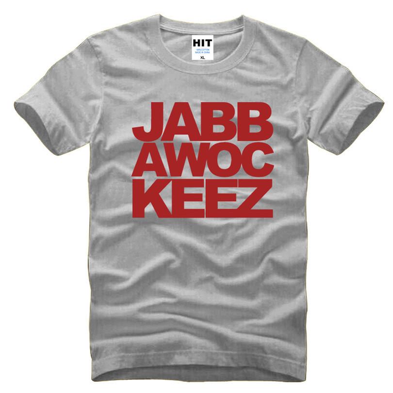 Jabbawockeez Hip-hop Letter Printed Men's T-Shirt T Shirt For Men 2016 New Fashion Short Sleeve Cotton Top Tee Camisetas Hombre(China (Mainland))