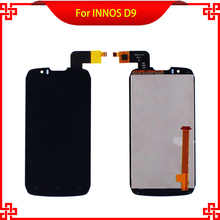LCD Display Touch Screen For INNOS D9 D9C Highscreen boost 3 DNS S4502 DNS-S4502 S4502M Mobile Phone LCDs Free Shipping