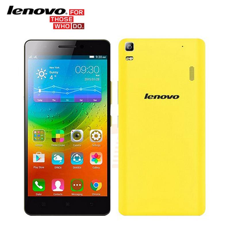 "Original Lenovo K3 Note K50-T5 Android Mobile Phone MTK6752 Octa Core 4G FDD LTE 5.5""FHD 2G RAM 16GB ROM 13MP Camera in Stock(China (Mainland))"