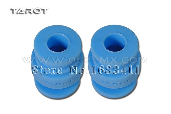 5pcs overflight Tarot imported silica gel / PTZ shock pad / shock ball / blue / 2 TL100A18 F05086 Rc Spare Parts(China (Mainland))