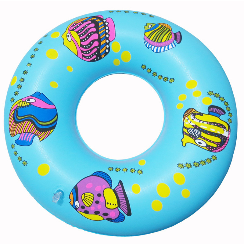 High Quality PVC kids baby circle swimming ring, baby child float swimming pool accessories, piscine swimtrainer safty(China (Mainland))
