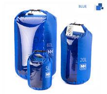 Naturehike Men s Travel Bags Multi functional Rafting Waterproof Bag Compression Sack Dry Bag 5L 20L