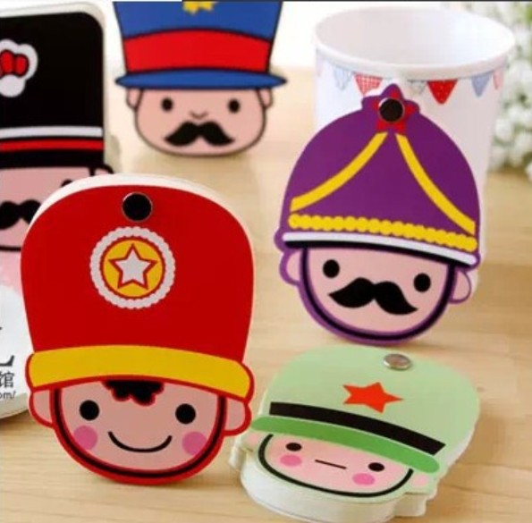 Creative Cute Royal Solider design notepad/DIY Multifunction memo/pads/message post/scratch writing book/Wholesale<br><br>Aliexpress