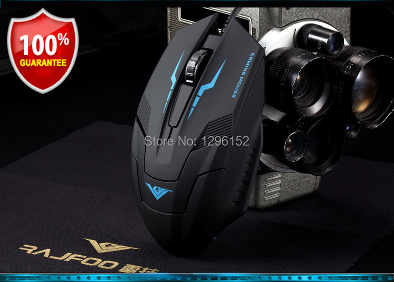 Hot brand wired right mouse para jogos computer professional gaming mouse gamer laptop mice mouse sem fio mause wholesale(China (Mainland))