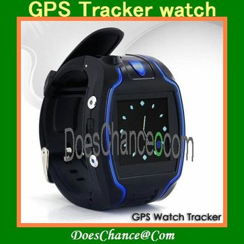 Hot selling 2011 fashion GPS Tracker watch, GPS personal tracker watch