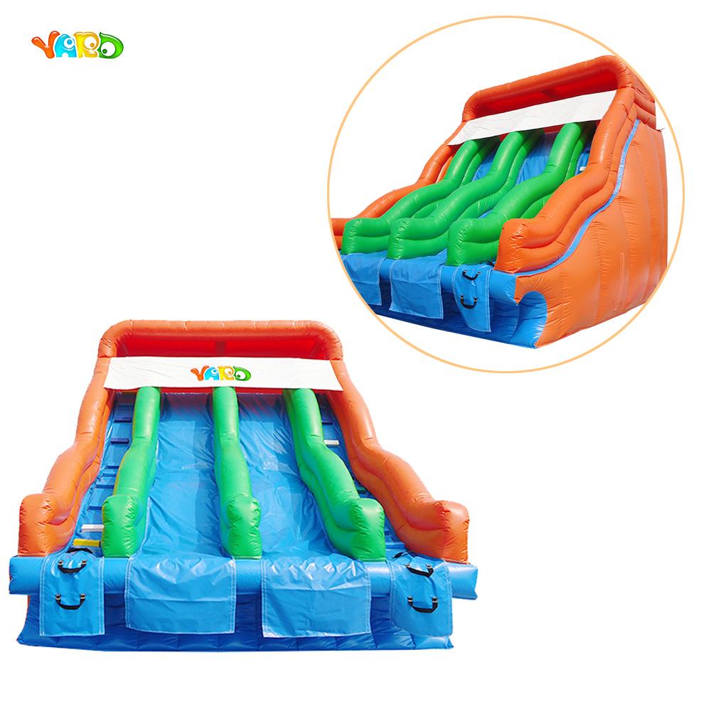 Achetez en gros toboggan gonflable pour piscine en ligne - Piscine gonflable adulte ...