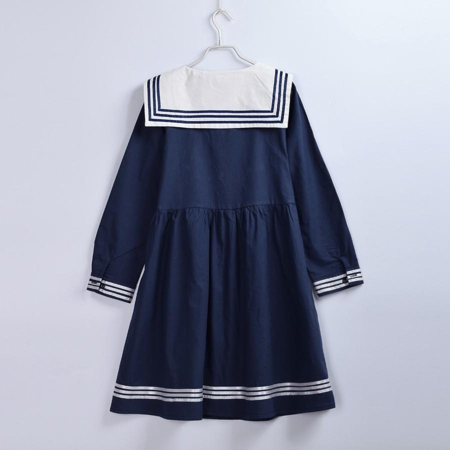 Cute Sailor Dress (10)