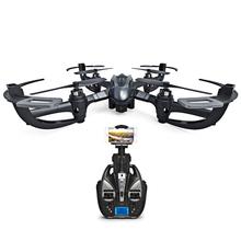 NI5L YiZhan i4w HD 0.3MP WIFI Cámara FPV 2.4 GHz 4 Canales 6 Axis Gyro Quadcopter con 3D light rollover, cámara, Adelante/atrás
