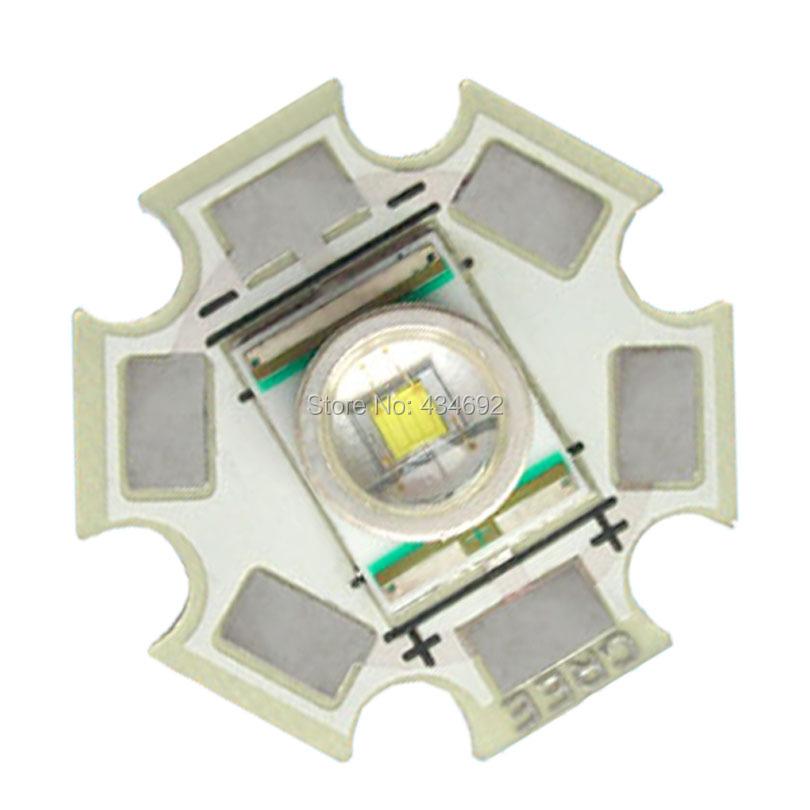 CREE XR-E XRE Q5 20mm High Power Led Aluminum Pcb 250-260lm Cree Light Beads Super High Brightness(China (Mainland))