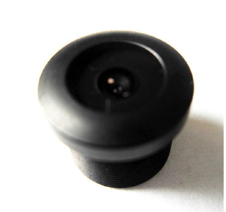 1/4 140 degrees wide angle CCTV lens for rearview camera FPV camera M12 car DVR camera lens(China (Mainland))