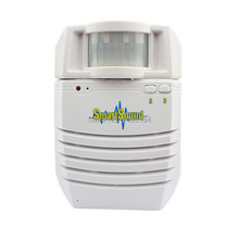 PIR Motion Sensor Activated Audio Player for Advertising