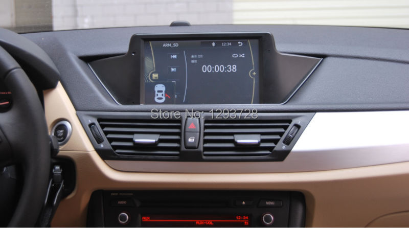 for bmw x1 car gps car radio for bmw 1 series touch screen car dvd for bmw 1 series in car dvd. Black Bedroom Furniture Sets. Home Design Ideas