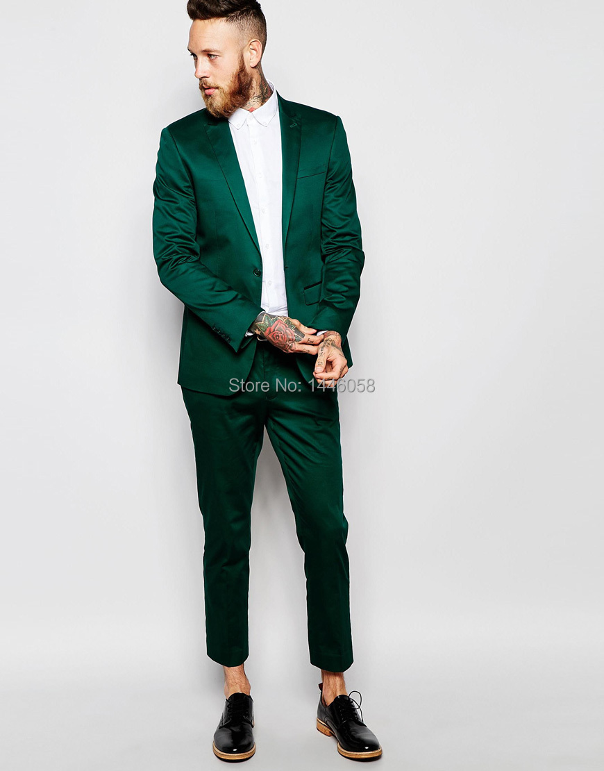 What Goes With Green Pants Men