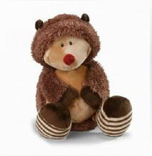 NICI hedgehog plush toys decorative teddy doll plush toy chrismas gift for baby
