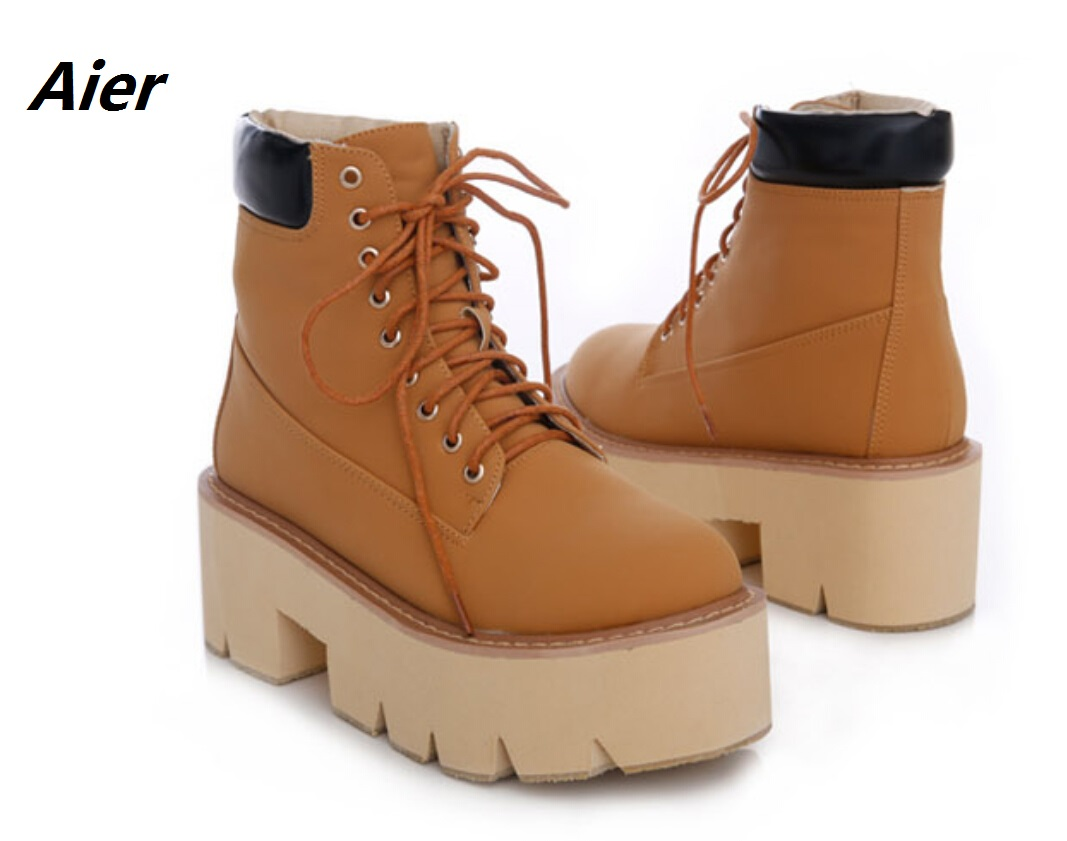 boots botas femininas 2016 shoes ankle boots