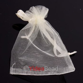 New Hot 100pcs Organza Wedding Favor Xmas Gift Bags Jewellery Pouch 7x9cm 120413