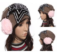 Fashion Warm earmuffs windproof soft Imitation wool  Earcap Winter earmuff outdoor sport earflaps Windbreak earcap(China (Mainland))
