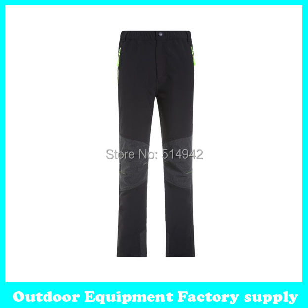 Dropshipping High Quality Girl spring Cotton Thicken Long Pants winter pants warm trousers outdoor hiking fleece pants children