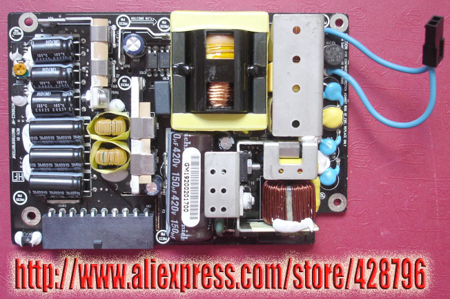 """NEW 614-0438 661-4670 614-0443 614-0426 614-0420 ADP-170AF B 180W Power Supply for 20""""2.4-2.66GHz IM Early 2008 A1224(China (Mainland))"""