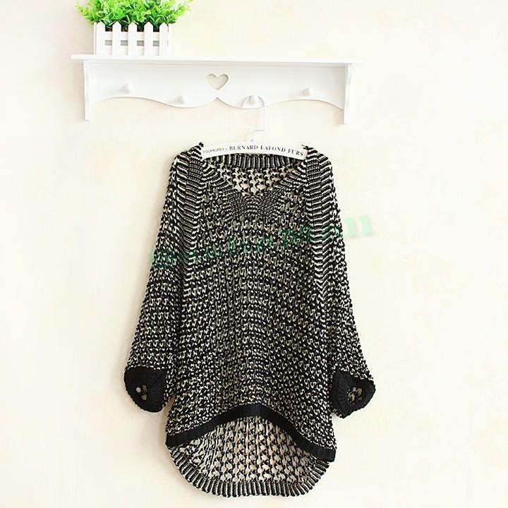 Женский пуловер Brand New#S_L 24