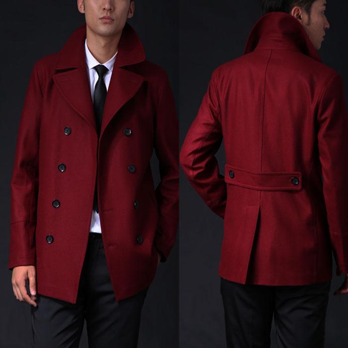 Popular Wool Pea Coat Boys-Buy Cheap Wool Pea Coat Boys lots from