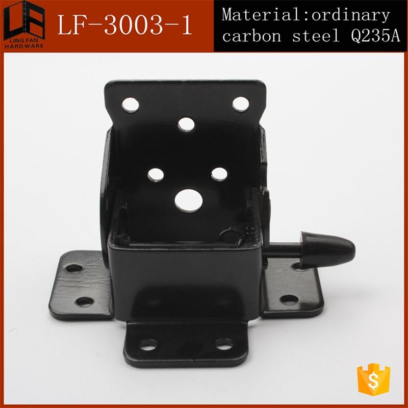 Manufacturer supply hot sale 90 degrees self-lock folding table legs hinge(China (Mainland))