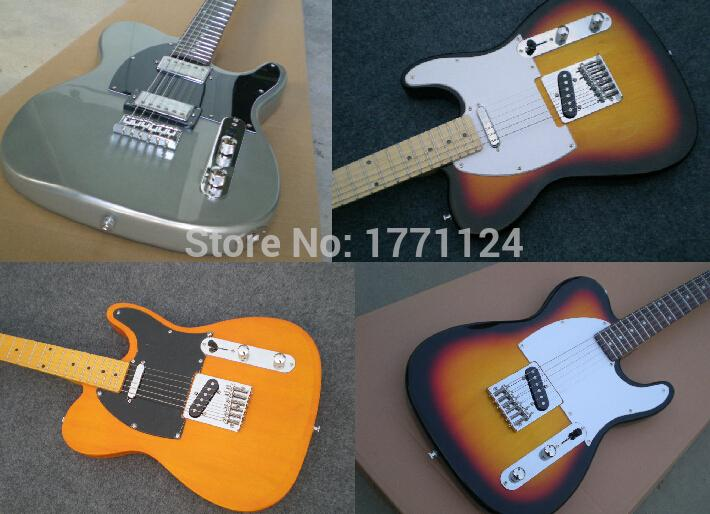 2020 Free shipping Quality Natural color 6 string tele guitar Art signature telecaster standard Electric guitar Wholesale price(China (Mainland))
