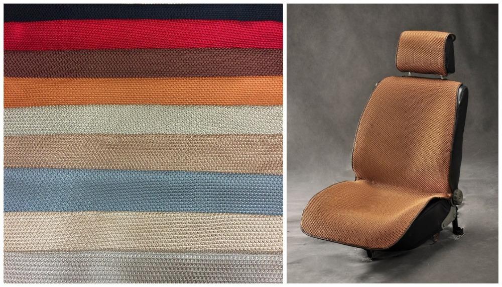 Car seat car cushion fabric mesh cloth breathable and comfortable 3D ice silk(China (Mainland))