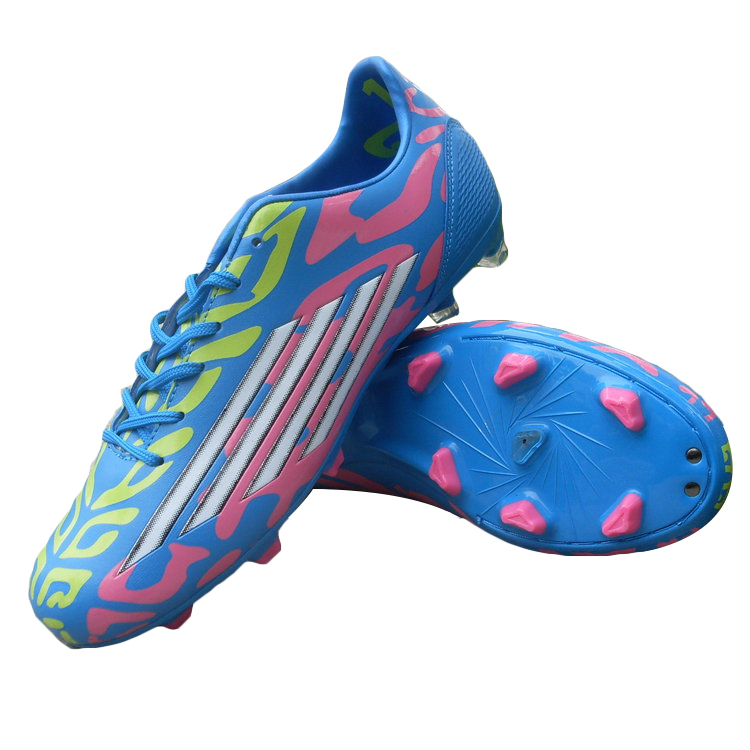 Size 35~45 Kids Soccer Shoes FG Girl Soccer Cleats TF Men Children Boy Football Shoes Boots Outdoor Sports Trainers Sneakers A01(China (Mainland))