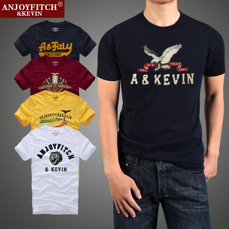 Hot mens t shirts fashion 2015 af men cotton t-shirt men's short sleeve t shirt camisetas hollistic tee shirt homme Juventus(China (Mainland))