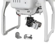 CNC Aluminum Gimbal Crash Protector Ribbon Cable Saver For DJI Phantom 3 Pro & Advanced Quadcopter