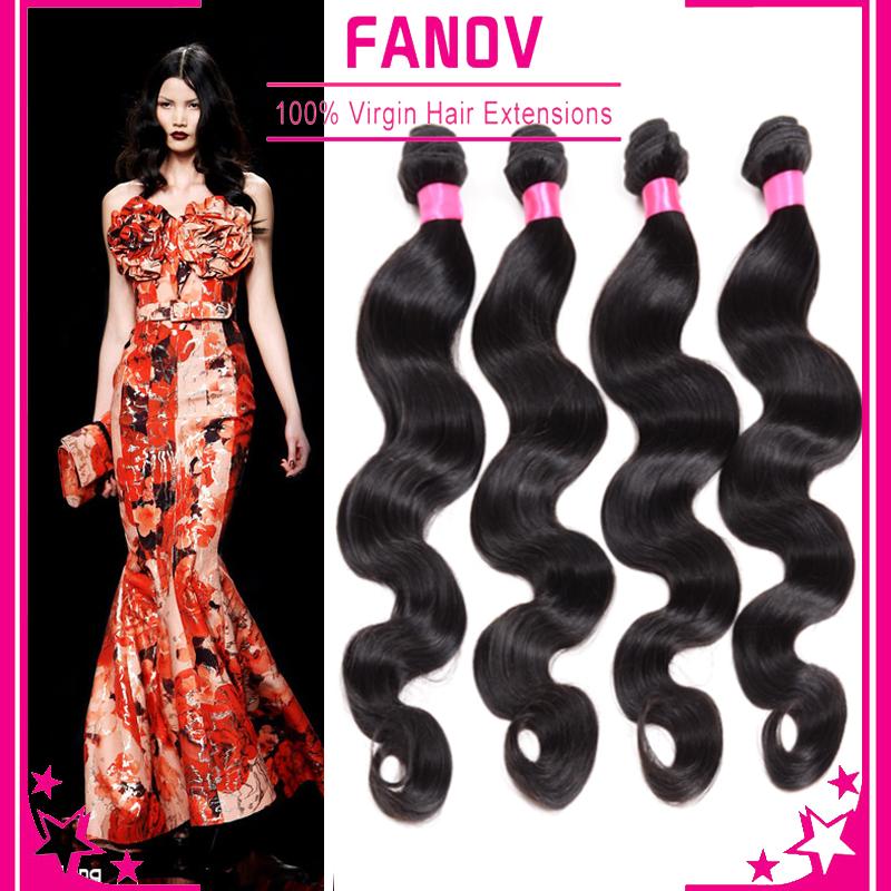 Rosa Hair Products Malaysian Body Wave 4 bundles cheap 6A Unprocessed malaysian virgin hair body wave malaysian hair weaving(China (Mainland))