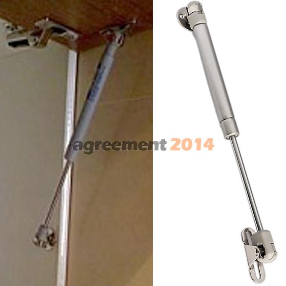 Door Lift Pneumatic Support Hydraulic Gas Spring Stay for Kitchen Cabinet ARE4(China (Mainland))