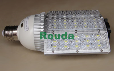 led street light 50w 12v taiwan led chips epistar 110-120LM/W high quality e40 led street(China (Mainland))