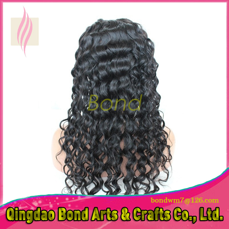 Glueless full front lace wigs body wave 6A unprocessed Brazilian human hair wigs affordable cheap remy wavy hairstyle for women<br><br>Aliexpress