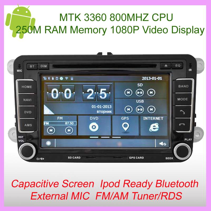Car Gps FOR VW B6 PASSAT CADDY TIGUAN SAGITR Car Headunit dvd stereo GPS Navigation BlueTooth RDS USB DSP 1080P FM/AM(China (Mainland))