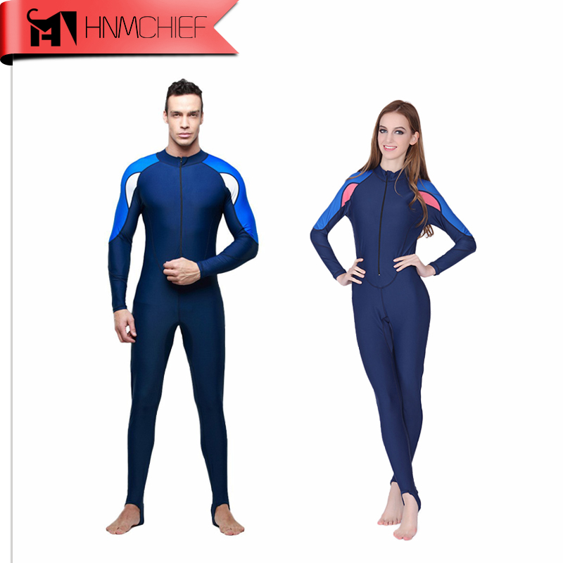 1.5mm Anti-UV Protection Lycra Wetsuits Diving Men Or Women One-piece Stinger Suit Swimwear Swimming Suit Diving Suit(China (Mainland))