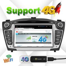 for Hyundai iX35 Tucson 2009 2010 2011 2012 2013 2014 2015 Pure Android 4.4 quad core 2 din car dvd gps radio stereo 2 din dvd(China (Mainland))