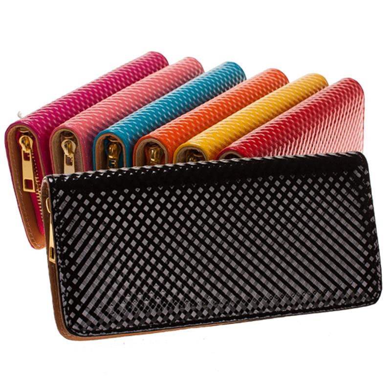 2014 drill stone a purse Fire the wallet factory direct sale women wallets women handbag(China (Mainland))