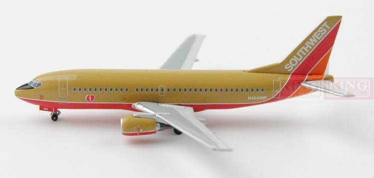 Aeroclassics Southwest Airlines N303SW 1:400 B737-300 commercial jetliners plane model hobby(China (Mainland))