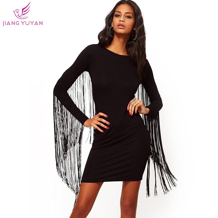 Vestidos Black Sheath Bodycon Evening Party Dresses Womens Fashion Novelty Dress Woman Clothes Roupas Femininas Dropshipping(China (Mainland))