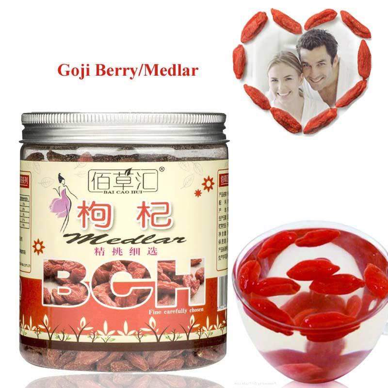Goji Berry 150g Top Grade Medlar Chinese Wolfberry Lycium Barbarum L Chinense Boxthorn as Immune Booster