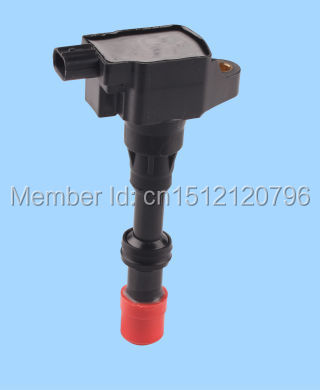 Free Shipping New For Honda Civic Hybrid Car Ignition Coil Front 8 Cyl 30520 Pwa 003