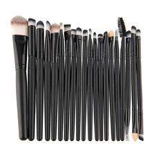 Set 20 ks profesionálních štětců na make up