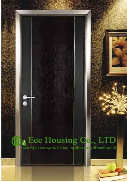 Modern Interior Hotel Door, Melamine finish Ecological Interior Door For Sale, Sound Proof hotel door for sale(China (Mainland))
