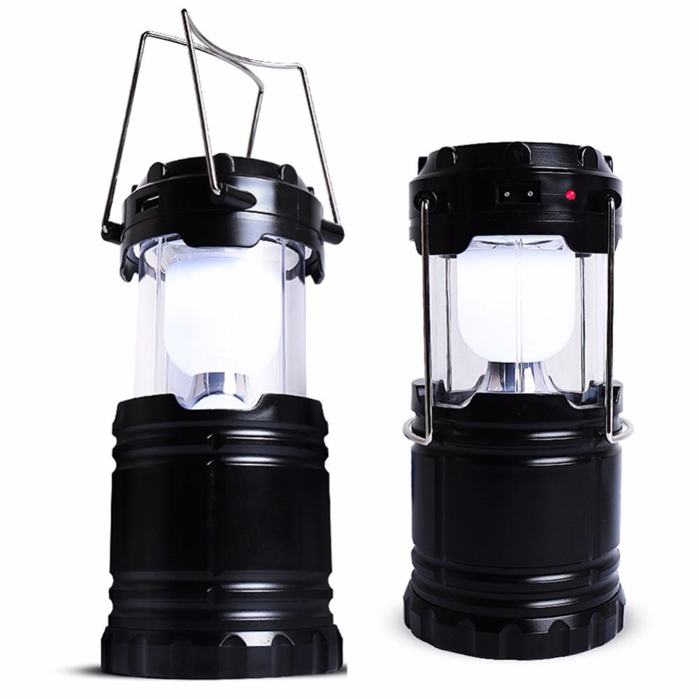 Camping Lights Barn Lantern Vintage Pendant Hiking Project Solar Energy Light Solar Lamps Fashion Barn Lantern USB Charging
