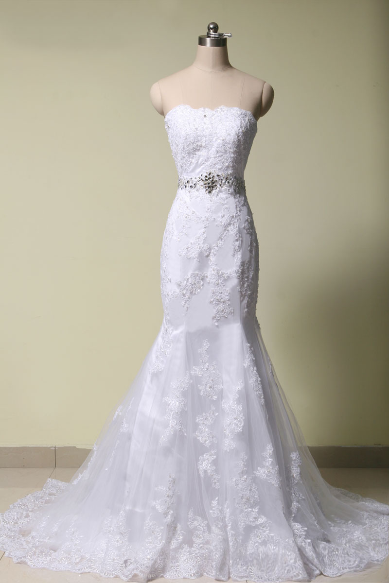 Modern Country Chic Wedding Dress : Simple bridal dress ping buy low price